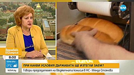 Менда Стоянова: Радвам се, че депутатските заплати ще се даряват