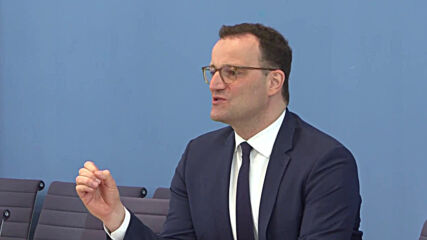 Germany: Vaccination will go 'into summer' even if jabs made available to all in June - Spahn