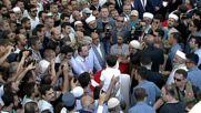 """Ердоган приветства """"мъчениците"""", които попречиха на преврата"""