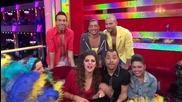 Dancing Stars - Поздрав на Звездите за Великден (17.04.2014г.)