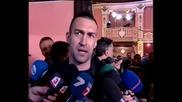 Думите на Мартин Камбуров за бъдещето на Локомотив Пловдив и съжалява ли за ЦСКА