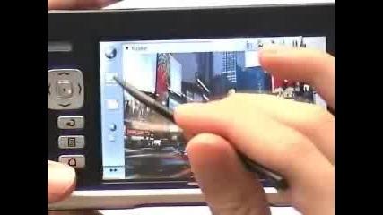 Nokia N770 - Ревю