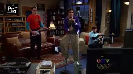 Big Bang Theory - Red Hot Chily Peppers