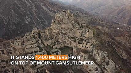 Ще посмеете ли да посетите изоставените селища на Дагестан?