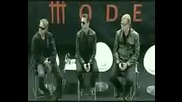 Depeche Mode - Tour Of The Universe Press Conference 1