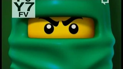Lego Ninjago Season 2 Episode 14 - Darkness Shall Rise