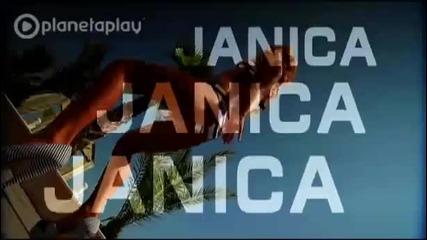 N E W ! Яница и Dj Jivko Mix - Нещо яко ( Официал видео ) 2012