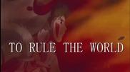 Mononoke - Everybody Wants To Rule The World