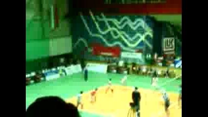 Волейбол: Лукойл - Пирин (Последна Точка)