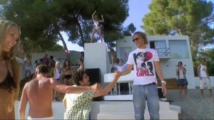 David Guetta Ft. Kid Cudi - Memories ( Official Music Video * H Q *)