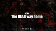 High School of the Dead - 8 [bg sub]