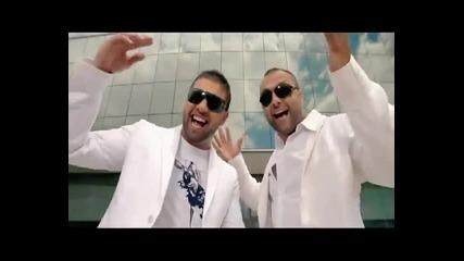 Цялата! Ангел и Dj Дамян - Топ резачка ( ft. Ваня) ( Официално видео )