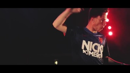 Nicky Romero - Next Level Live @ World Cup 2014 ( Budweiser Hotel Brazil )