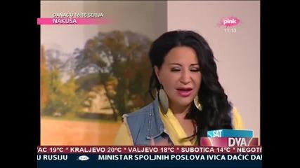 Stoja - Bela ciganka - Sat dva - (Tv Pink 2014)