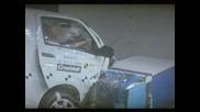 Toyota Hiace Crash Test