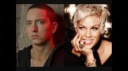 Eminem ft Pink - Won t Back Down Премиера -