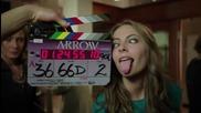 Arrow - Season 1 Bloopers Hd