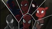 Ultimate Spider-man: Web-warriors - 3x12 - The Spider-verse, Part 4