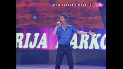 Andrija Marković - Kosači (Zvezde Granda 2010_2011 - Emisija 33 - 21.05.2011)