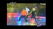 Vip Dance 22.09.09 - Део и Тереза танцуват * M T V *