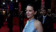 Germany: Juliette Binoche stuns at Berlinale Red Carpet