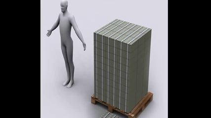 Usa -16 трилиона долара външен дълг