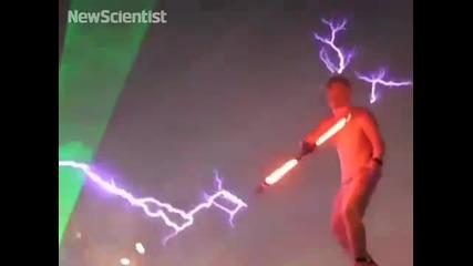 Танцьори генерират електричество