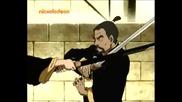 Аватар: Легендата за Анг- Учителя на Сока епизод 4