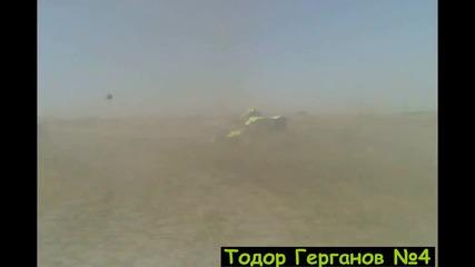 Автокрос Чирпан 2012 - Финал Супер бъги - онборд Тодор Герганов №4