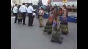 Кючек - ориенталки танц на празника на Връбница 2008г