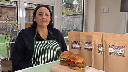 Anyone for a BUG burger? They might just help save the planet