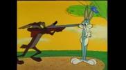 Buggs Bunny vs. Wile Coyote