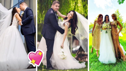 Звезда на Payner каза ''да'' на красива сватба! Вижте романтичните снимки