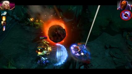 Dota 2 Invoker's Raging Fury 4