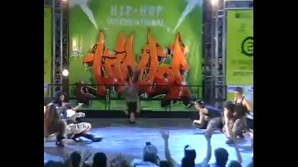 spr hip - hop dance