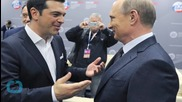 Kremlin: Russian Loan Not Discussed in Tsipras-Putin Talks