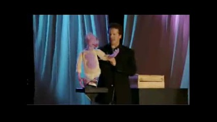 Jeff Dunham Peanut Blooper.