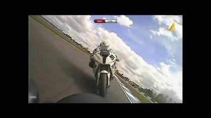 Sbk 2012 Donington Park Gara 1