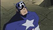 Отмъстителите: Най-могъщите герои на Земята / Капитан Америка сключва сделка с Хела