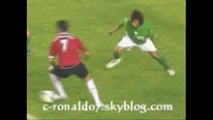 Cristiano Ronaldo ((h)) Freaky Like Me