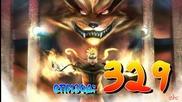 Naruto Shippuuden 329 [bg Sub] Високо Качество