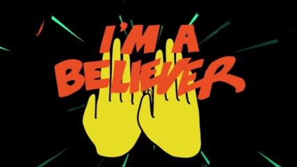 2016/ Major Lazer & Showtek - Believer (official lyric video)