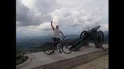 140км. с колело от Карлово до Паметника Шипка и обратно