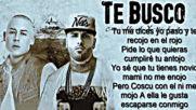 Te Busco - Cosculluela Feat. Nicky Jam