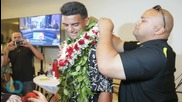 Marcus Mariota Goes No. 2 in NFL Draft
