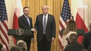 USA: $2bn offered to build 'Fort Trump' in Poland