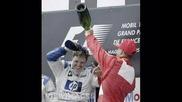 Michael Schumacher - Dj Visage - Formula 1
