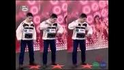 Music Idol 2 Трифон Александров(bg michael jackson)