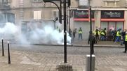 France: 'Yellow Vests' protest turns violent in Bourges as unrest resumes
