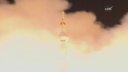 Kazakhstan: Soyuz rocket carrying three new ISS members successfully launches
